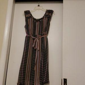 Very cute Meron stripe dress